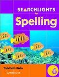 Searchlights for Spelling Year 6