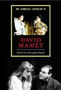Cambridge Companion to David Mamet