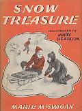 Snow Treasure - Marie McSwigan - Hardcover