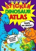 Sticker Dinosaur Atlas