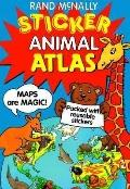 Sticker Animal Atlas