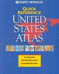 Rand McNally Quick Reference United States Atlas