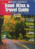 Rand Mcnally Deluxe Road Atlas+travel..