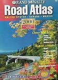 Rand McNally Road Atlas 2000: United States, Canada, Mexico