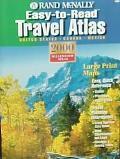 Easy to Read Travel Atlas 2000