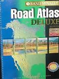 Rand McNally 2000 Road Atlas Deluxe Edition