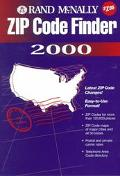 Zip Code Finder 2000 - Rand McNally - Paperback