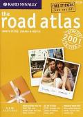 Rand McNally 2001 Road Atlas United States, Canada, Mexico