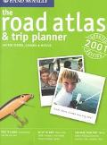 Rand McNally Road Atlas and Trip Planner - Rand McNally - Paperback - REV