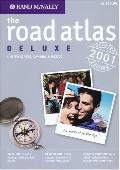 Rand McNally Road Atlas 2001: United States, Canada and Mexico
