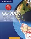 Rand McNally Goodes World Atlas (Goode's World Atlas)