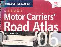 Rand McNally 2006 Motor Carriers' Road Atlas