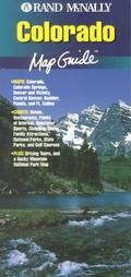 Rand McNally Colorado Map Guide
