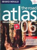 Rand McNally Deluxe Midsize Road Atlas, 2006