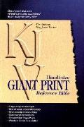 Handi-Size Giant Print Reference Bible