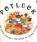 Potluck - Anne Shelby - Paperback - REPRINT