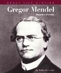 Gregor Mendel Genetics Pioneer
