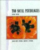 Two Social Psychologies