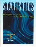 Statistics-w/3disk
