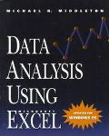 Data Analysis Using Microsoft Excel: Updated for Windows 95