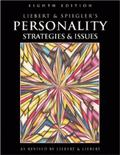Liebert & Spiegler's Personality Strategies and Issues