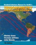 Trigonometry for College Students Solutions Manual
