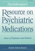 Psychotherapist's Resource on Psychiatric Medica