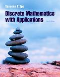 Discrete Mathematics With Applications With Info