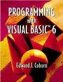 Programming With Visual Basic 6