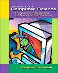 Foundations of Computer Science With Infotrac From Data Manipulation to Theory of Computation