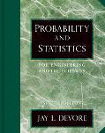 Probability and Statistics for Engineering and the Sciences With Infotrac