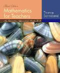 Mathematics for Teachers An Interactive Approach for Grades K-8 With Bca Tutorial and Infotrac
