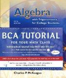 Algebra with Trigonometry for College Students (Book & CD-ROM)