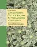 Contemporary College Algebra And Trigonometry A Graphing Approach