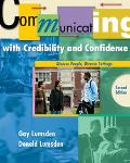 Communicating With Credibility and Confidence With Infotrac Diverse People, Diverse Settings