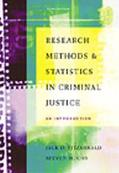 Research Methods and Statistics in Criminal Justice With Infortrac
