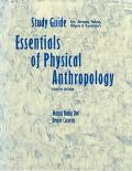 Study Guide: Essentials of Physical Anthropology