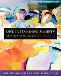 Understanding Society With Infotrac An Introductory Reader