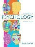 Introduction to Psychology (with InfoTrac )