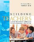 Building Teachers A Constructivist Approach to Introducing Education