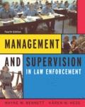 Management+supervis.in Law Enforcement