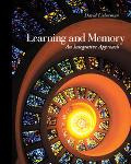 Learning and Memory An Integrative Approach
