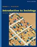 Introduction to Sociology With Infotrac Media Edition