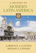 History of Modern Latin America with Infotrac