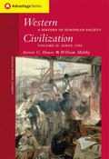 Western Civilization A History Of European Society, Compact