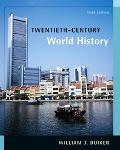 Twentieth-Century World History with Infotrac