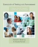 Essentials Of Testing And Assessment A Practical Guide For Counselors, Social Workers, And Psychologists