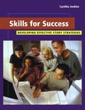 Skills For Success with Infotrac Developing Effective Study Strategies