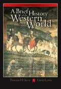 Brief History Of The Western World Infotrac