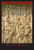 Brief History Of The Western World To 1715 With Infotrac